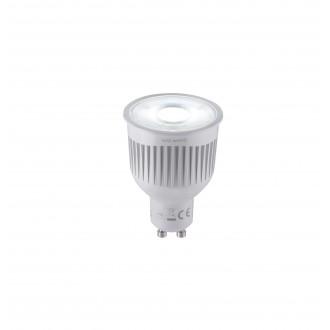 TRIO 956-88 | GU10 6,5W Trio LED fényforrás WiZ 360lm 2200 <-> 6500K szabályozható fényerő, színváltós távirányító