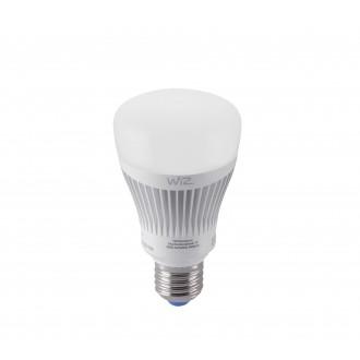 TRIO 987-88 | E27 11,5W Trio LED fényforrás WiZ 806lm 2200 <-> 6500K szabályozható fényerő, színváltós távirányító