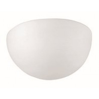VIOKEF 305400 | Aris-VI Viokef fali lámpa 1x E27 matt opál, fehér