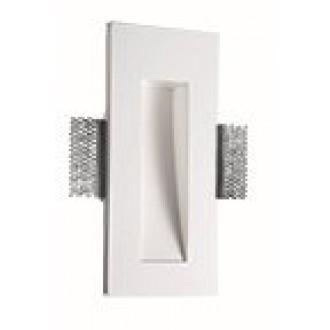 VIOKEF 4086600 | Aster-VI Viokef beépíthető lámpa festhető 1x LED 75lm 3000K fehér