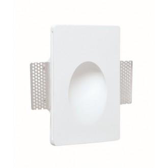 VIOKEF 4116500 | Aster-VI Viokef beépíthető lámpa festhető 1x LED 75lm 3000K fehér