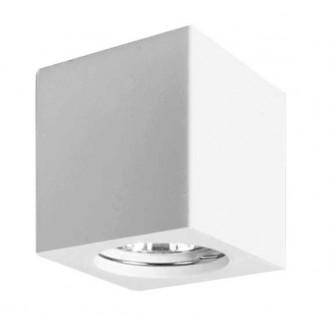 VIOKEF 4160700 | Phenix Viokef fali lámpa festhető 1x GU10 fehér