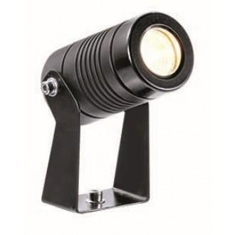 VIOKEF 4187500 | Atlas Viokef fényvető, leszúrható lámpa elforgatható alkatrészek 1x LED 270lm 3200K IP65 sötétszürke