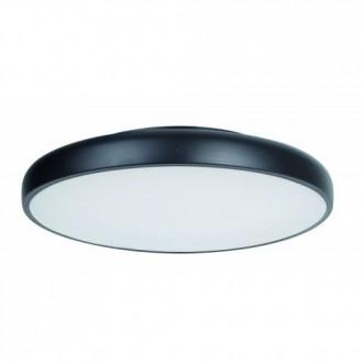 VIOKEF 4199800 | Placebo Viokef mennyezeti lámpa 1x LED 2500lm 3000K fekete