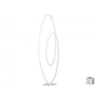 VIOKEF 4202300 | Cozi Viokef álló lámpa 120cm kapcsoló 1x LED 1920lm 3000K fehér