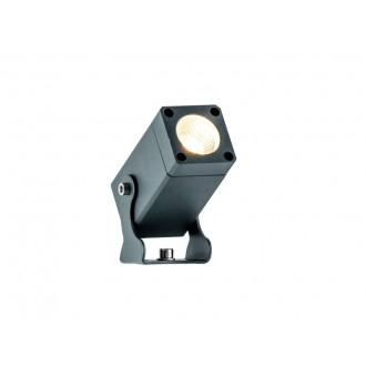 VIOKEF 4205300 | Aris-VI Viokef fényvető, leszúrható lámpa elforgatható alkatrészek 1x LED 330lm 3000K IP66 sötétszürke