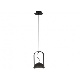 VIOKEF 4205601 | Hemi Viokef függeszték lámpa 1x LED 540lm 3000K fekete
