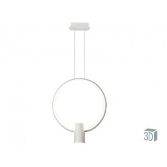 VIOKEF 4205900 | Sindy Viokef függeszték lámpa 1x LED 1980lm + 1x LED 540lm 3000K fehér