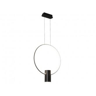 VIOKEF 4205901 | Sindy Viokef függeszték lámpa 1x LED 1980lm + 1x LED 540lm 3000K fekete
