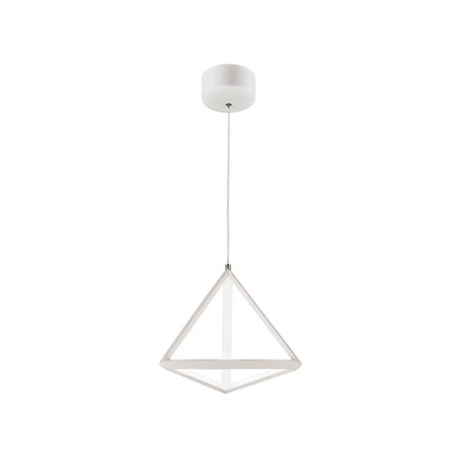VIOKEF 4206600 | Pyramid-VI Viokef függeszték lámpa 1x LED 2960lm 3000K fehér