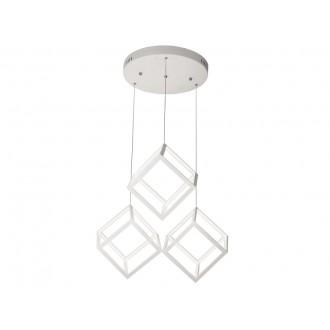VIOKEF 4206800 | Ice-Cube-VI Viokef függeszték lámpa 1x LED 6912lm 3000K fehér