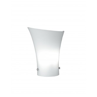 WOFI 4172.01.06.0000 | Zibo Wofi fali lámpa 1x G9 fehér