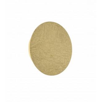 WOFI 4330.01.15.8120 | Angers Wofi fali lámpa 1x LED 400lm 3000K arany