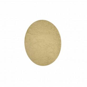 WOFI 4330.01.15.8170 | Angers Wofi fali lámpa 1x LED 600lm 3000K arany