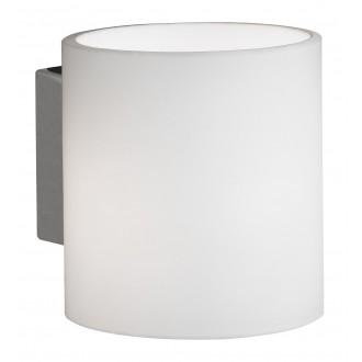 WOFI 4451.01.64.0000 | Aqaba Wofi fali lámpa vezeték kapcsoló 1x G9 matt nikkel