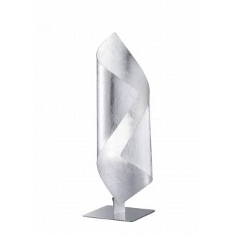 WOFI 8325.01.70.8000 | Safira-WO Wofi asztali lámpa 33cm kapcsoló 1x LED 200lm 3000K ezüst
