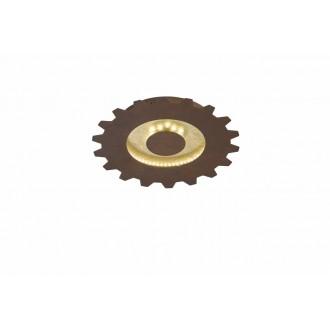 WOFI 9301.02.15.8300 | Leif-WO Wofi fali, mennyezeti lámpa 1x LED 1150lm 3000K arany