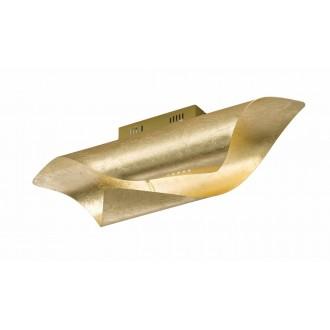 WOFI 9325.01.15.8000 | Safira-WO Wofi fali, mennyezeti lámpa 1x LED 1750lm 3000K arany