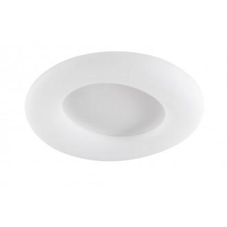 WOFI 9935.01.06.8750 | County-WO Wofi mennyezeti lámpa távirányító szabályozható fényerő, állítható színhőmérséklet 1x LED 7100lm 3000 <-> 6800K fehér