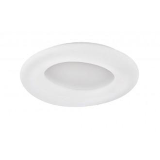 WOFI 9935.01.06.8910 | County-WO Wofi mennyezeti lámpa távirányító szabályozható fényerő, állítható színhőmérséklet 1x LED 8800lm 3000 <-> 6800K fehér