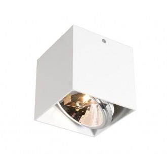 ZUMA LINE 89947 | BoxZL Zuma Line mennyezeti lámpa kocka elforgatható fényforrás 1x G9 fehér