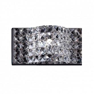 ZUMA LINE W0246-01A-CL | Jasmine Zuma Line fali lámpa 1x G9 króm, kristály